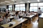 平成27年度体験入学<筑紫野中学校>【42】