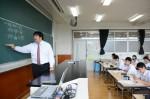 平成27年度体験入学<筑紫野中学校>【43】