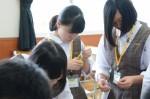 平成27年度体験入学<筑紫野中学校>【49】