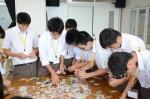 平成27年度体験入学<筑紫野中学校>【51】