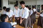 平成27年度体験入学<筑紫野中学校>【53】
