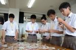 平成27年度体験入学<筑紫野中学校>【54】