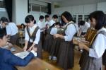 平成27年度体験入学<筑紫野中学校>【55】