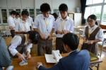 平成27年度体験入学<筑紫野中学校>【57】