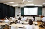 平成27年度体験入学<筑紫野中学校>【58】
