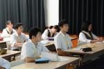 平成27年度体験入学<筑紫野中学校>【62】