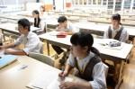 平成27年度体験入学<筑紫野中学校>【64】