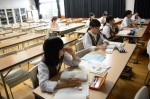 平成27年度体験入学<筑紫野中学校>【66】