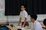 平成27年度体験入学<筑紫野中学校>【69】