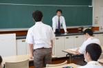 平成27年度体験入学<筑紫野中学校>【71】