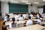 平成27年度体験入学<筑紫野中学校>【73】