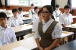 平成27年度体験入学<筑紫野中学校>【74】