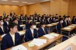 平成27年度体験入学<平野中学校>【6】