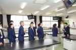 平成27年度体験入学<平野中学校>【11】