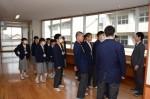 平成27年度体験入学<平野中学校>【13】