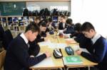 平成27年度体験入学<平野中学校>【17】