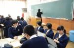 平成27年度体験入学<平野中学校>【18】