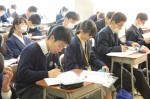 平成27年度体験入学<平野中学校>【20】