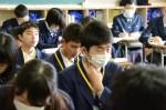 平成27年度体験入学<平野中学校>【21】