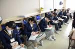 平成27年度体験入学<平野中学校>【22】