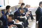 平成27年度体験入学<平野中学校>【23】