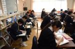 平成27年度体験入学<平野中学校>【25】