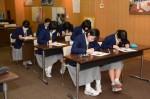 平成27年度体験入学<平野中学校>【30】