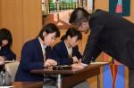 平成27年度体験入学<平野中学校>【31】