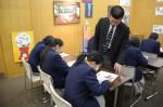 平成27年度体験入学<平野中学校>【34】