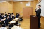 平成27年度体験入学<平野中学校>【39】