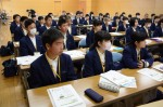 平成27年度体験入学<平野中学校>【40】