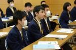 平成27年度体験入学<平野中学校>【41】