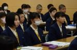 平成27年度体験入学<平野中学校>【42】