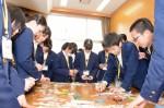 平成27年度体験入学<平野中学校>【47】