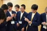 平成27年度体験入学<平野中学校>【53】