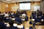 平成27年度体験入学<平野中学校>【55】