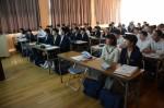 平成27年度体験入学<平野中学校>【58】