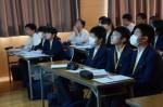 平成27年度体験入学<平野中学校>【59】