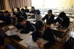 平成27年度体験入学<平野中学校>【61】