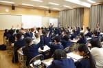 平成27年度体験入学<平野中学校>【64】
