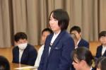 平成27年度体験入学<平野中学校>【67】