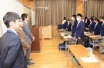 平成27年度体験入学<平野中学校>【68】