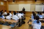 平成28年度体験入学<夜須中学校>【5】