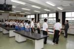 平成28年度体験入学<夜須中学校>【14】