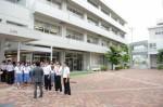 平成28年度体験入学<夜須中学校>【21】