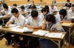 平成28年度体験入学<夜須中学校>【26】