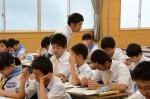 平成28年度体験入学<夜須中学校>【27】