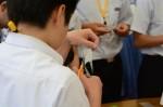 平成28年度体験入学<夜須中学校>【31】