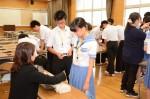 平成28年度体験入学<夜須中学校>【34】