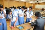 平成28年度体験入学<夜須中学校>【36】